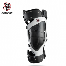Asterisk Ultra Cell 2.0 Knee Protection System Adult (White) Pair
